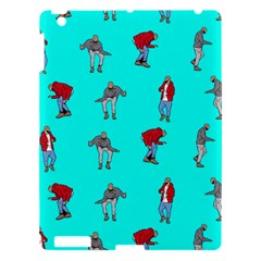 Hotline Bling Blue Background Apple Ipad 3/4 Hardshell Case