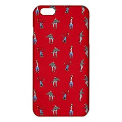 Hotline Bling Red Background Iphone 6 Plus/6s Plus Tpu Case