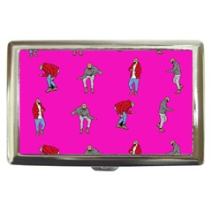 Hotline Bling Pink Background Cigarette Money Cases