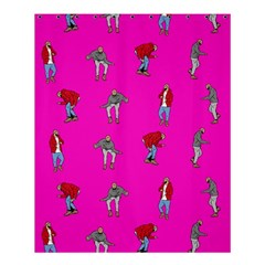 Hotline Bling Pink Background Shower Curtain 60  X 72  (medium)