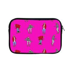Hotline Bling Pink Background Apple Ipad Mini Zipper Cases