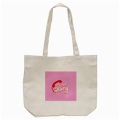Hotline Bling Tote Bag (cream)
