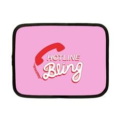 Hotline Bling Netbook Case (small)