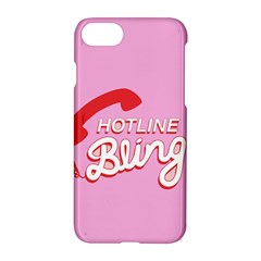Hotline Bling Apple Iphone 8 Hardshell Case