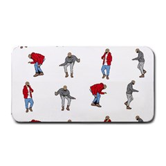 Hotline Bling White Background Medium Bar Mats