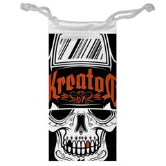 Kreator Thrash Metal Heavy Hard Rock Skull Skulls Jewelry Bag by Samandel