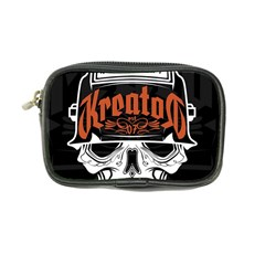 Kreator Thrash Metal Heavy Hard Rock Skull Skulls Coin Purse