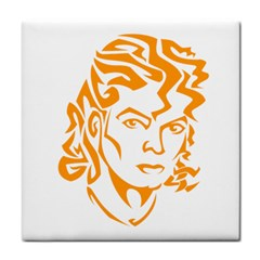 The King Of Pop Tile Coasters