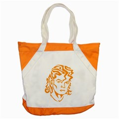 The King Of Pop Accent Tote Bag