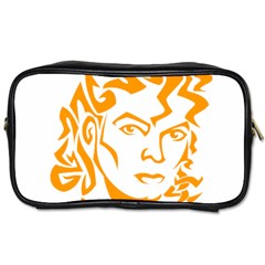 The King Of Pop Toiletries Bags 2 Side