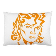 The King Of Pop Pillow Case (two Sides)