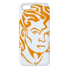The King Of Pop Apple Iphone 5 Premium Hardshell Case