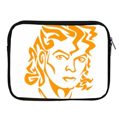 The King Of Pop Apple Ipad 2/3/4 Zipper Cases