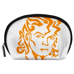 The King Of Pop Accessory Pouches (large)