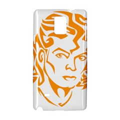 The King Of Pop Samsung Galaxy Note 4 Hardshell Case