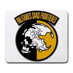 Metal Gear Solid Skull Skulls Large Mousepads
