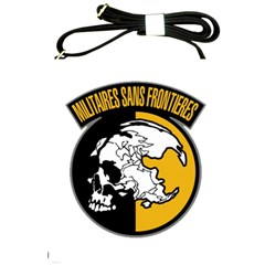 Metal Gear Solid Skull Skulls Shoulder Sling Bags