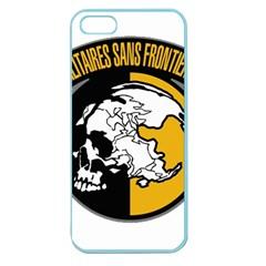Metal Gear Solid Skull Skulls Apple Seamless Iphone 5 Case (color)