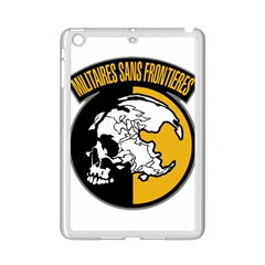 Metal Gear Solid Skull Skulls Ipad Mini 2 Enamel Coated Cases