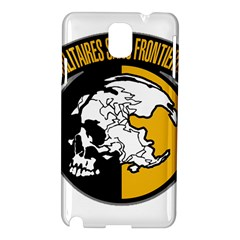 Metal Gear Solid Skull Skulls Samsung Galaxy Note 3 N9005 Hardshell Case