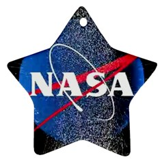 Nasa Logo Ornament (star)