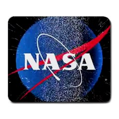 Nasa Logo Large Mousepads by Samandel