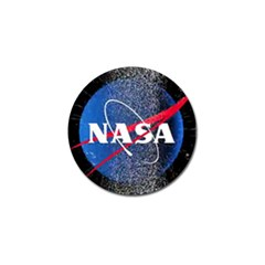 Nasa Logo Golf Ball Marker (4 Pack)