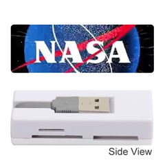 Nasa Logo Memory Card Reader (stick)