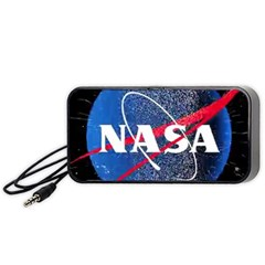 Nasa Logo Portable Speaker