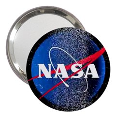 Nasa Logo 3  Handbag Mirrors