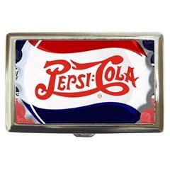 Pepsi Cola Cap Cigarette Money Cases