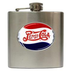 Pepsi Cola Cap Hip Flask (6 Oz)