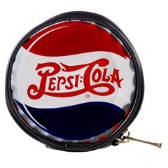 Pepsi Cola Cap Mini Makeup Bags