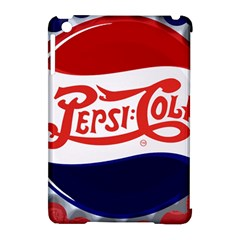 Pepsi Cola Cap Apple Ipad Mini Hardshell Case (compatible With Smart Cover) by Samandel