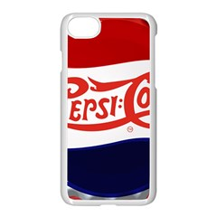Pepsi Cola Cap Apple Iphone 8 Seamless Case (white)