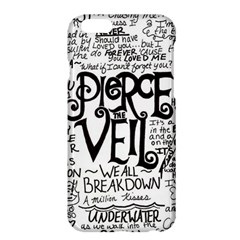 Pierce The Veil Music Band Group Fabric Art Cloth Poster Apple Iphone 6 Plus/6s Plus Hardshell Case by Samandel