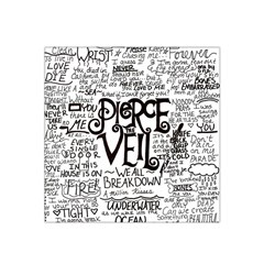Pierce The Veil Music Band Group Fabric Art Cloth Poster Satin Bandana Scarf by Samandel