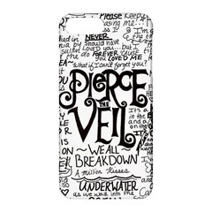 Pierce The Veil Music Band Group Fabric Art Cloth Poster Apple Iphone 8 Plus Hardshell Case by Samandel
