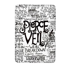 Pierce The Veil Music Band Group Fabric Art Cloth Poster Samsung Galaxy Tab 2 (10 1 ) P5100 Hardshell Case  by Samandel