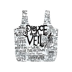 Pierce The Veil Music Band Group Fabric Art Cloth Poster Full Print Recycle Bags (s)  by Samandel