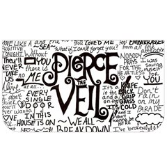 Pierce The Veil Music Band Group Fabric Art Cloth Poster Lunch Bag by Samandel