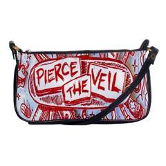 Pierce The Veil  Misadventures Album Cover Shoulder Clutch Bags