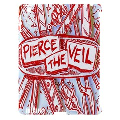 Pierce The Veil  Misadventures Album Cover Apple Ipad 3/4 Hardshell Case (compatible With Smart Cover) by Samandel