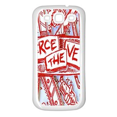 Pierce The Veil  Misadventures Album Cover Samsung Galaxy S3 Back Case (white)