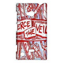 Pierce The Veil  Misadventures Album Cover Nokia Lumia 720 by Samandel