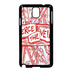 Pierce The Veil  Misadventures Album Cover Samsung Galaxy Note 3 Neo Hardshell Case (black) by Samandel