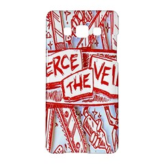 Pierce The Veil  Misadventures Album Cover Samsung Galaxy A5 Hardshell Case