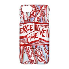 Pierce The Veil  Misadventures Album Cover Apple Iphone 7 Hardshell Case