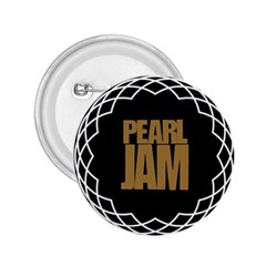 Pearl Jam Logo 2 25  Buttons