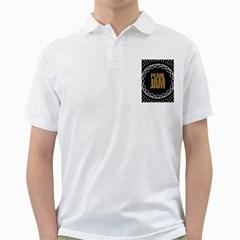 Pearl Jam Logo Golf Shirts